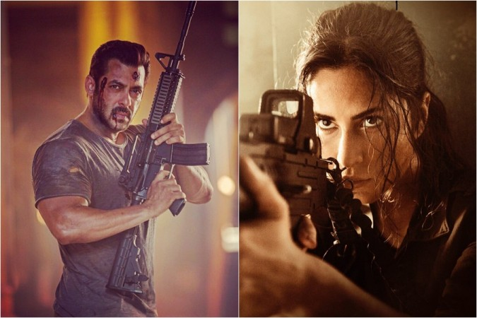 Salman khan, Katrina Kaif, tiger Zinda Hai