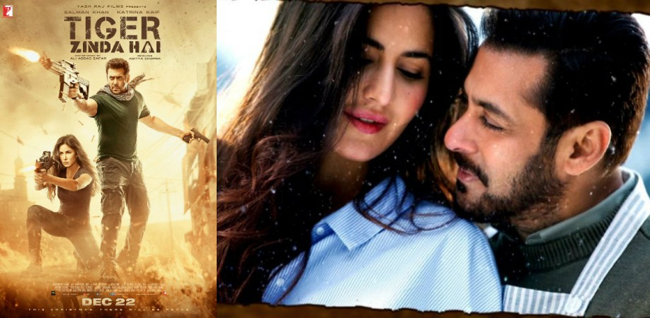 Tiger Zinda Hai Overseas Box Office Collection: Salman