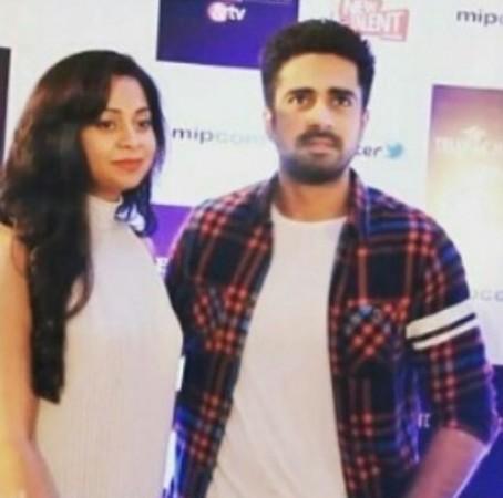 Avinash Sachdev and Shalmalee Desai