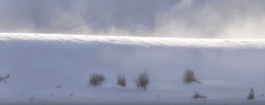 Snow Tsunami