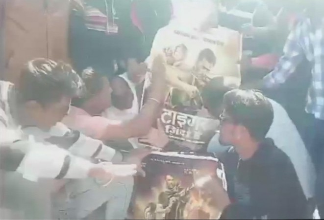 Salman Khan's 'Tiger Zinda Hai' makes Rs115 crore in opening weekend