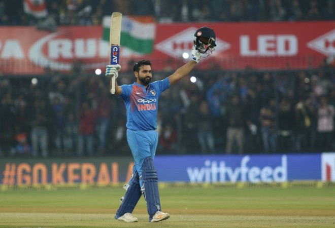 Virat Kohli named ICC ODI cricketer of the year 2017