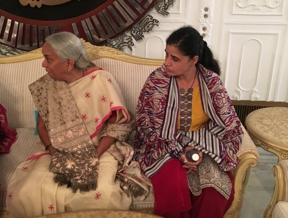 Kulbhushan Jadhav's mother, wife meet him in Islamabad