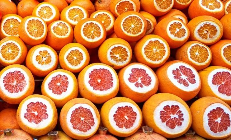 citrus fruits,