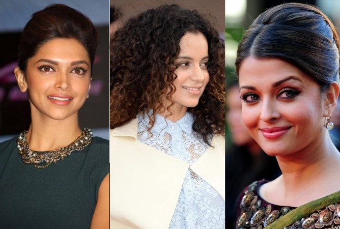 Bollywood celebrities hairstyles