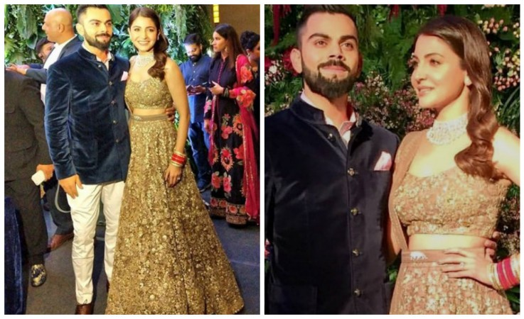 Virat Kohli - Anushka Sharma Mumbai wedding reception - Here's the latest