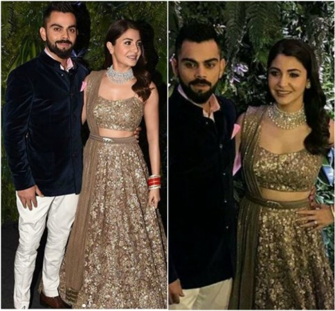 Stars glitter at Virat Kohli, Anushka Sharma's reception in Mumbai