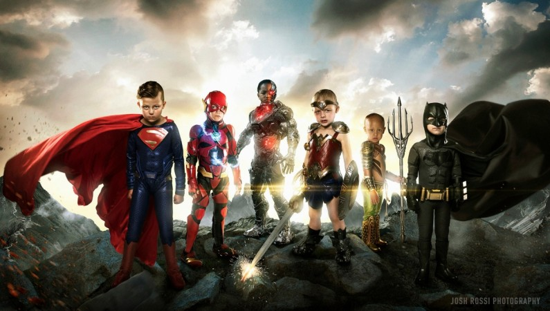 kids justice league