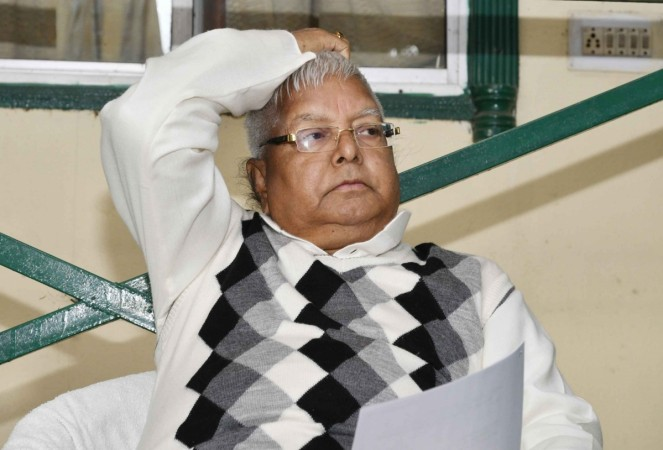 Fodder scam: Lalu Yadav pleads for minimum punishment on health grounds
