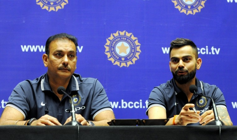 Overseas tours will 'define' India - Shastri