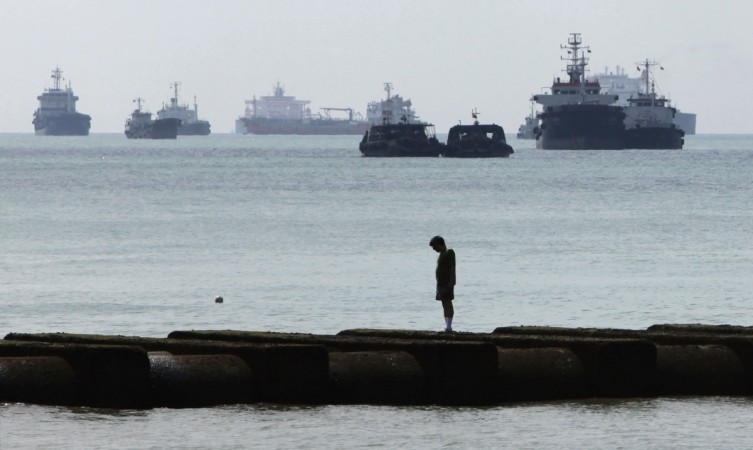 South Korea seizes Hong Kong ship over North Korea oil transfer