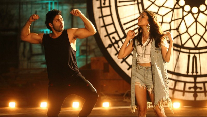 Varun Dhawan and Shraddha Kapoor groove for a special song for Nawabzaade