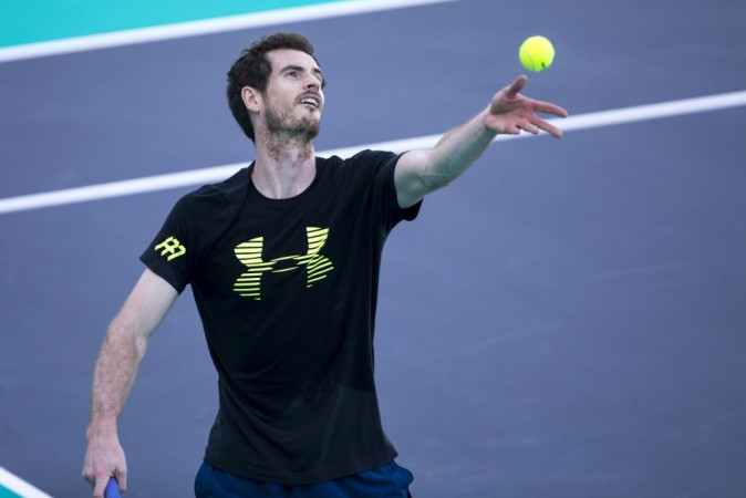 Murray replaces injured Djokovic in Abu Dhabi exhibition