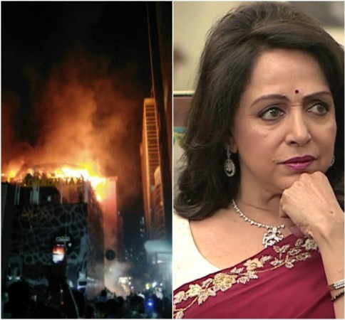 Mumbai Kamala Mills Fire: Two managers of '1 Above' pub arrested