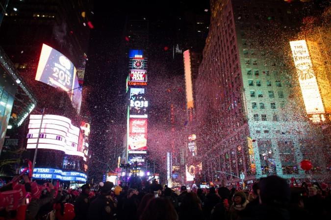 New York Ball Drop