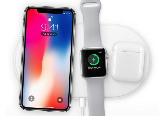 Apple wireless charging