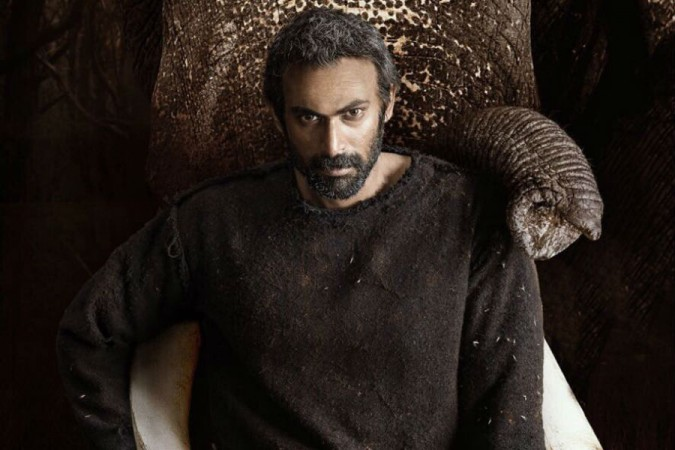 Rana introduces his 'Haathi Mere Saathi' character