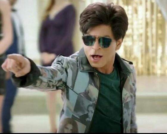 Shah Rukh Khan in Zero