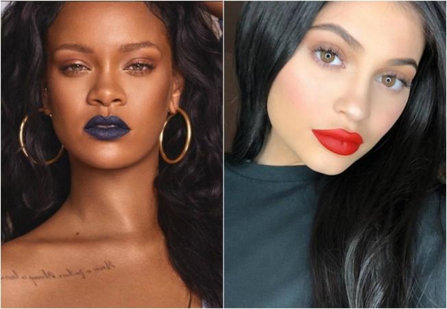 Rihanna's Fenty or Kylie Cosmetics