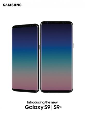 Samsung Galaxy S9 leaked renders