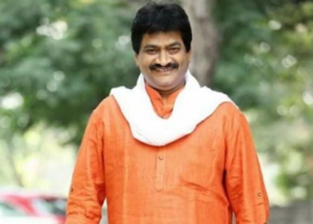 Ghazal singer Kesiraju Srinivas