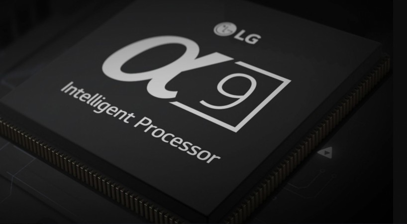 LG ThinQ AI TV, Alpha 9 processor, CES 2018, features, launch date