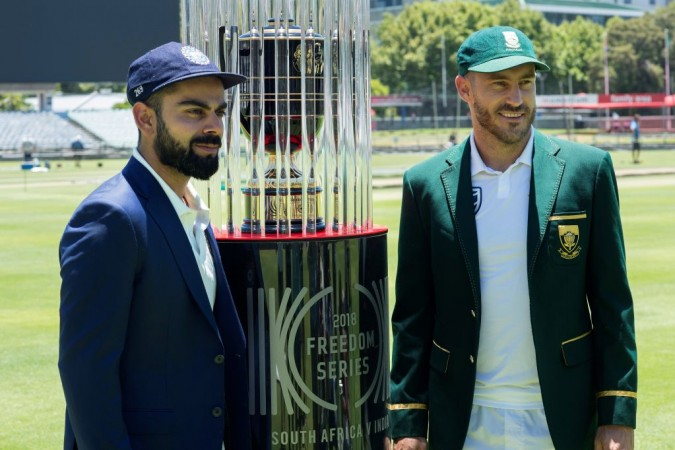 India stand firm against disciplined Proteas
