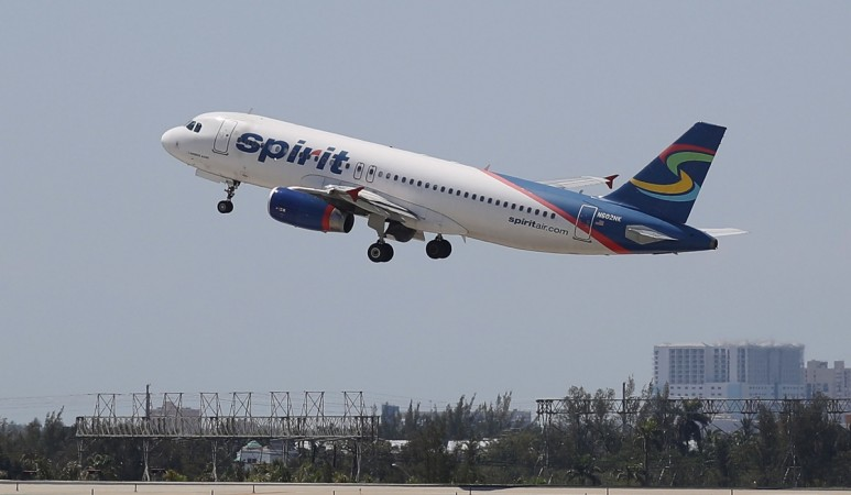 Woman sexually assaulted during Spirit flight from Las Vegas to Detroit