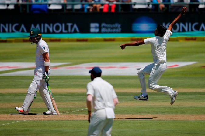 India rattle South Africa in first Test