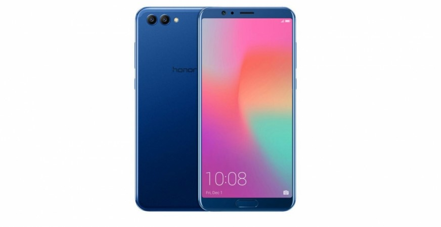 Honor View 10 Goes on Sale from January 8 Midnight