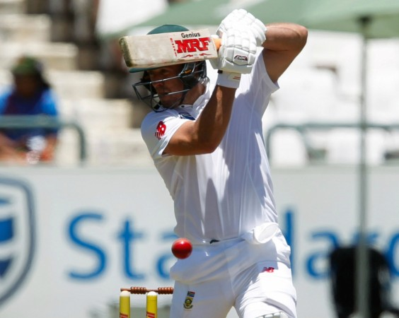Cape Town Test: Proteas 107 for 3 at lunch