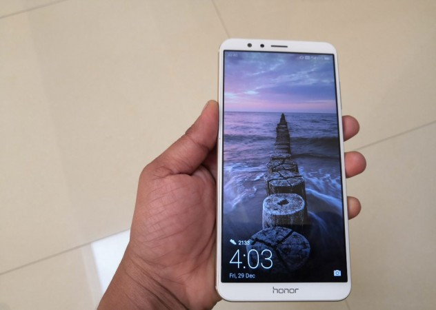Honor 7X gets better with Face Unlock and AR Lens capability