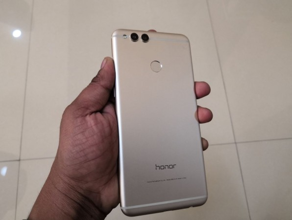 Honor 7X manufacturing debuts in India