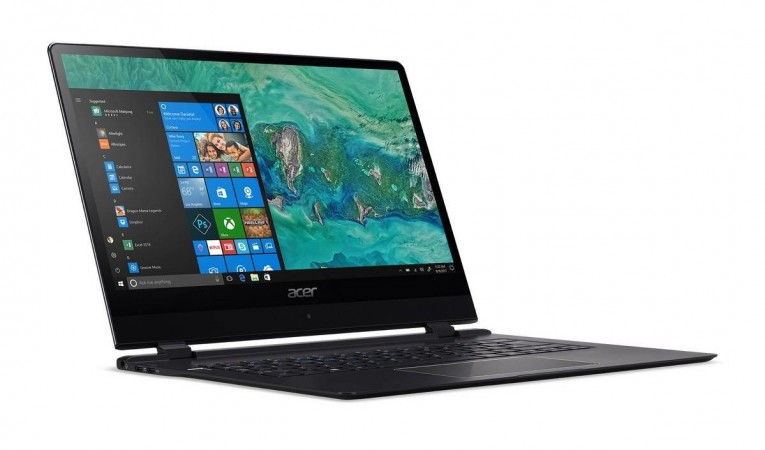Acer launches world's thinnest laptop at 8.98mm