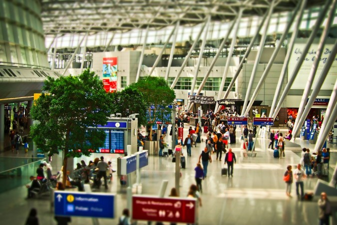 American Tourist Overdoses on Viagra and Wanders Naked Through Phuket Internationa Airport