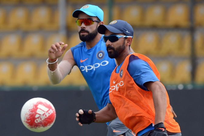 Rahul likely to replace Dhawan for Centurion Test