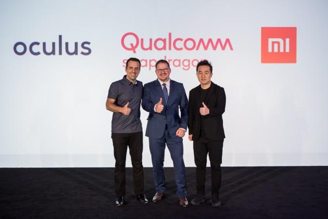 Qualcomm Xiaomi Oculus team up for next-gen VR