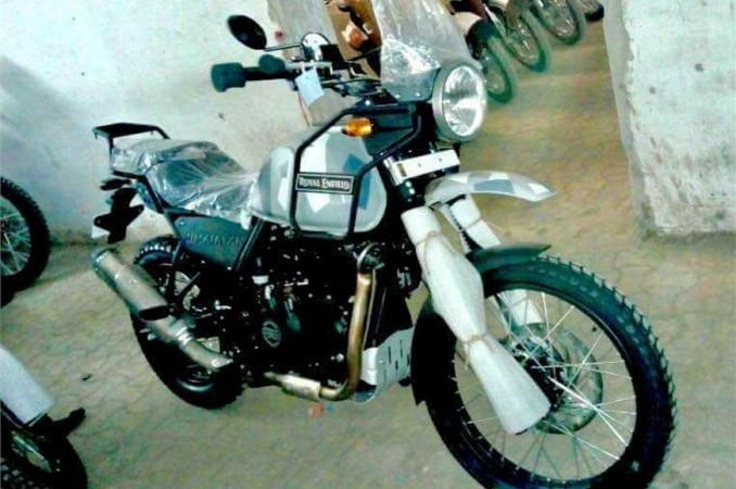 Royal Enfield Himalayan Camouflage Edition To Be Launched This Month