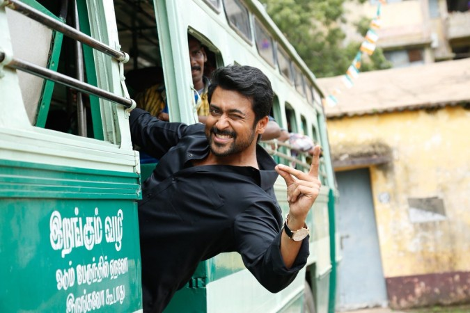 Suriya makes appeal to angry fans