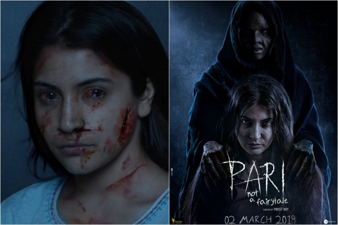 Anushka Sharma's SPOOKY Chained & Bruised PARI Teaser Will Chill Your Spine