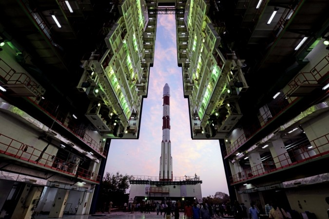 ISRO launches its 100th satellite from Sriharikota