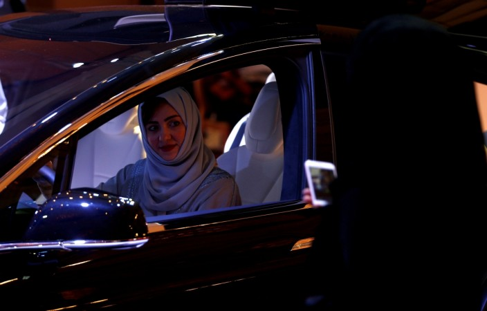 First ever women-only vehicle  showroom opens in Saudi Arabia