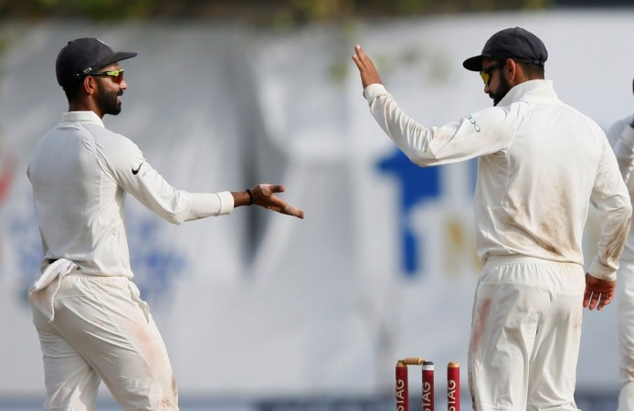Kohli, Vijay steady India's reply in second test v S Africa