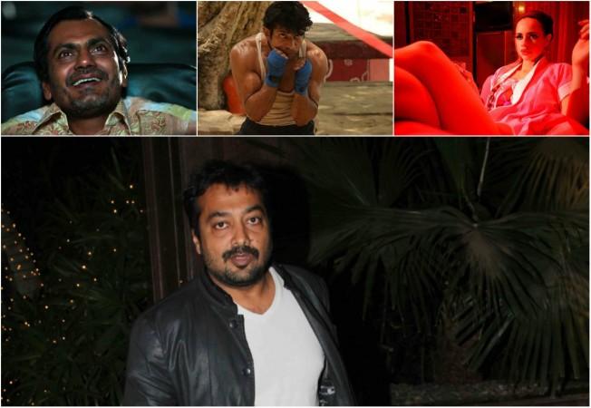 Anurag Kashyap introduced true talents like Nawazuddin Siddiqui, Vineet Kumar Singh and Kalki Koechlin in Bollywood
