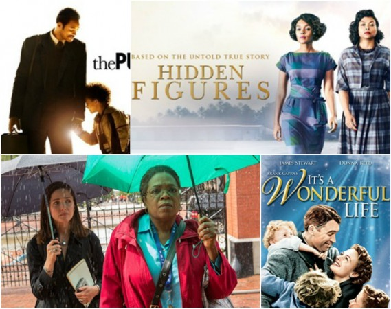 Kick-start your year with these inspirational movies