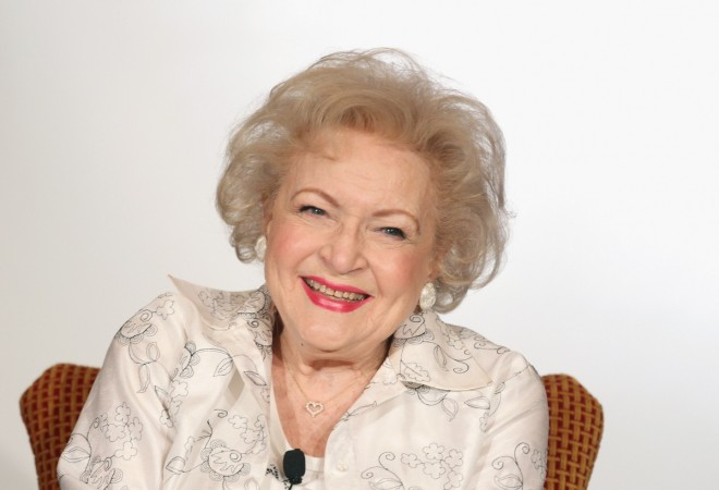 Betty White,