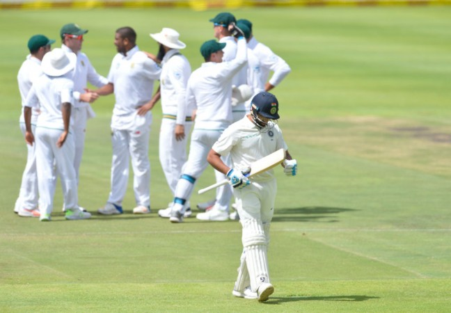 Kohli keeps SA at bay