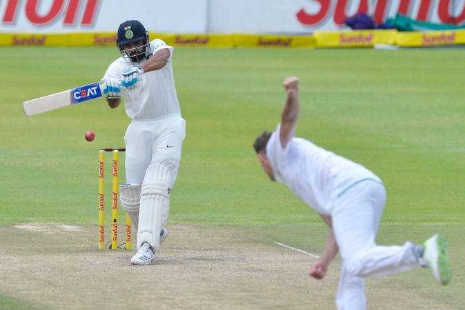 Virat Kohli's gritty 85* stands between South Africa and victory