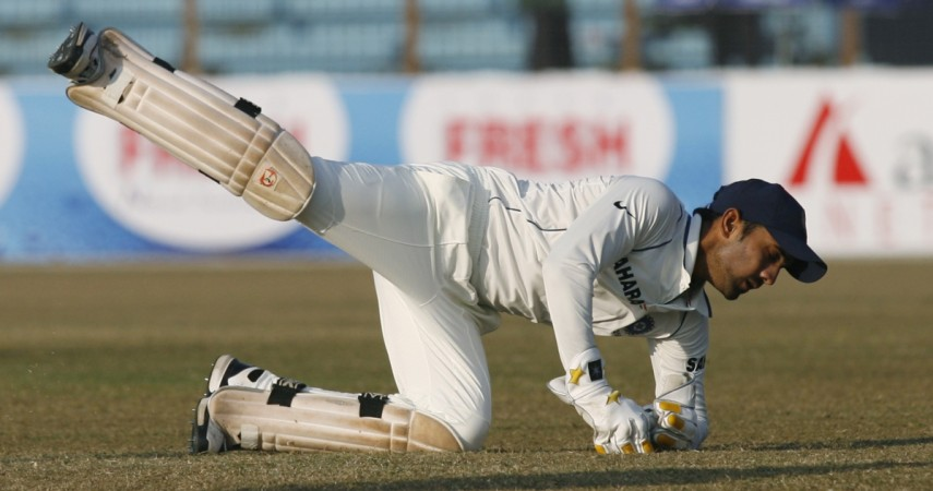 Wriddhiman Saha ruled out of third Test
