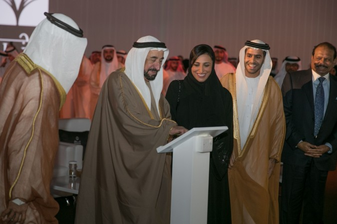 The launch of projects in Sharjah